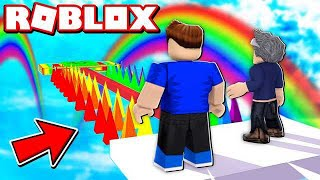 ARC IRÍS JUMP CHALLENGE in ROBLOX