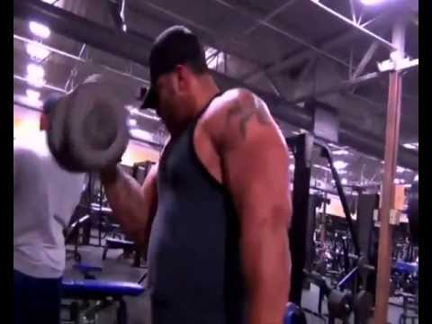 IFBB Pro Ken Jackson and Brian Thompson BC HD 1