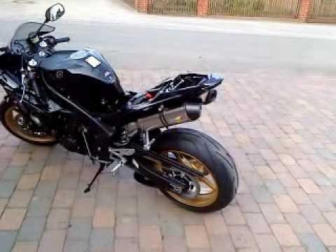 yamaha r1 2009 leovince sound rn22 youtube. Black Bedroom Furniture Sets. Home Design Ideas