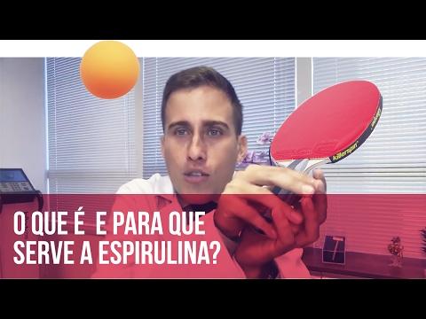 O que é para que serve a Spirulina?   Dr. Juliano Pimentel