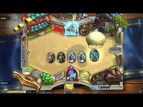 Hearthstone Cafe Ufa - Group1 finals (30_05_15)
