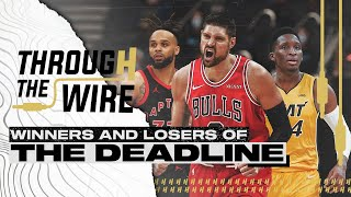 Winners and Losers of Trade Deadline | Through The Wire Podcast
