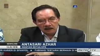 Minta SBY Jujur Begini Kata Antasari Azhar Dalam Konferensi Pers