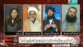 Mufti Haneef Qureshi Reply To Wahabi