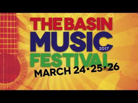 The Basin Music Festival 2017 Promo Video