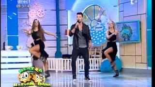 "Videoclip! Mike Angello - ""Mă bate inima"" - Neatza cu Razvan si Dani"