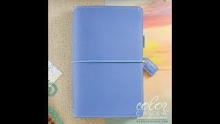 Traveler Notebook Color Crush - Periwinkle