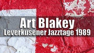 The Art of Jazz - Leverkusener Jazztage 1989
