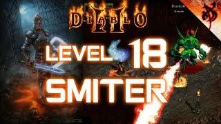 World First Level 18 paladin vs Uber Diablo - Diablo 2