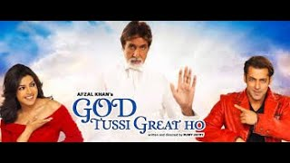 God Tussi Great H๐ (2008) Hindi Full Movie | Salman Khan, Priyanka Chopra