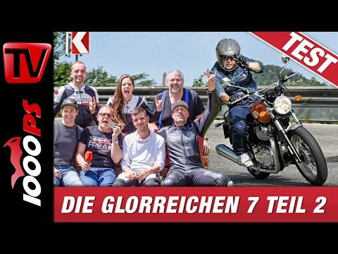 Royal Enfield Interceptor INT 650 2019 - Das Retro Twin Sound Motorrad im Test! Teil 3/8