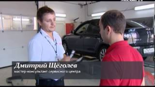 видео Лучший автосервис KIA у нас