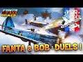 WAR THUNDER : Le Fleuron de l'Aviation Française ! - Fanta et Bob Duels