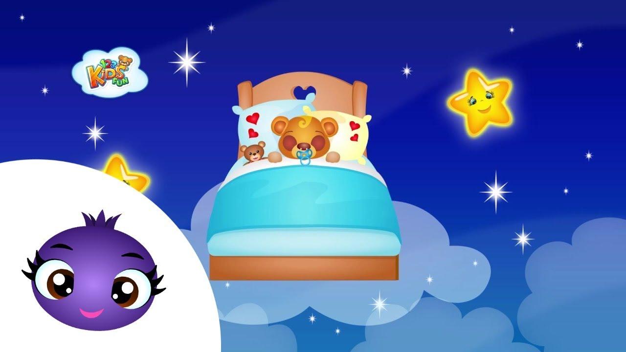 Idzie Niebo Ciemną Nocą Kołysanki Dla Dzieci