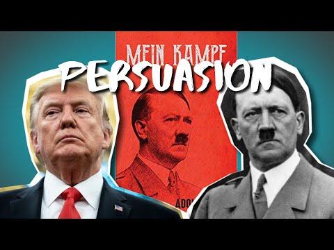 Political Persuasion: Donald Trump And Adolf Hitler