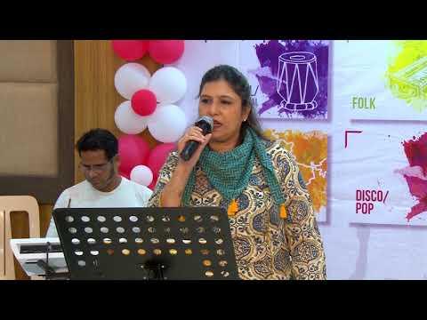 Kar chale hum fida jano tan sathiyo by Monica jain at Sangeet Sandhya (Jashn Season 2)