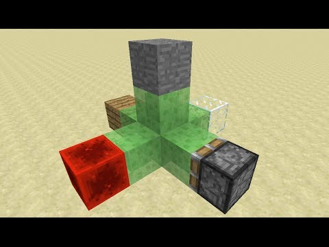 blocks that dont stick to slime blocks