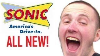 Travtries - Sonic's Pretzel Cheesy Bacon Dog