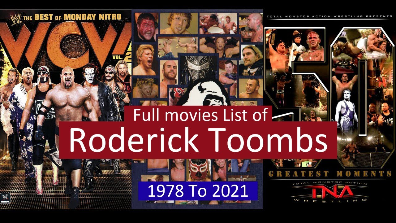 Download Roderick Toombs Full Movies List | All Movies of Roderick Toombs