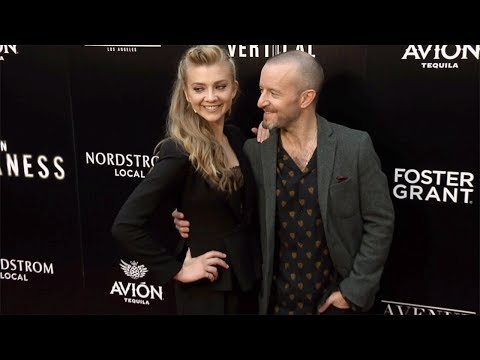 "Natalie Dormer and Anthony Byrne ""In Darkness"" Premiere Red Carpet"