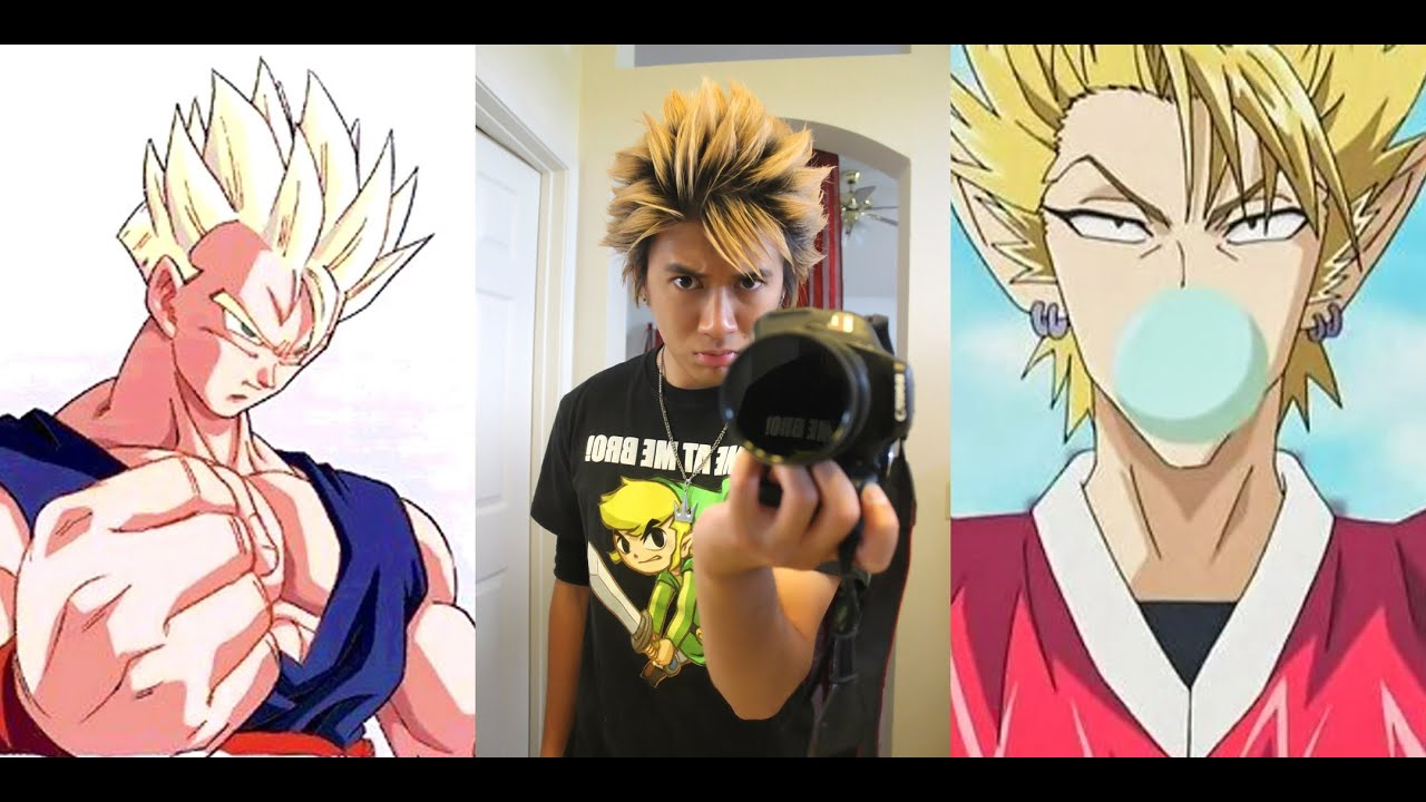 Heres What No One Tells You About Anime Inspired Hairstyles Anime