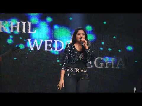 SAYERA ROCKING PERFORMANCE NANDI EVENTS