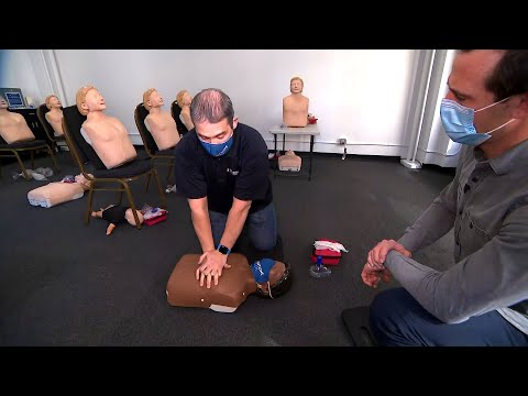 Learning How to Do CPR Could Save Someone's Life