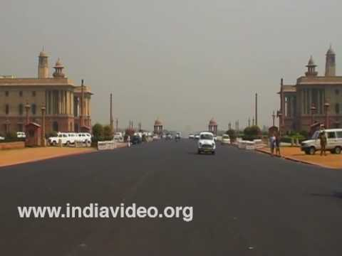 The Parliament House of India