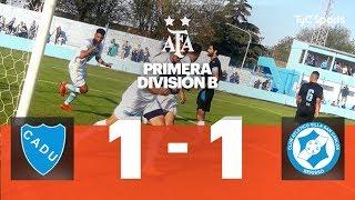 Defensores Unidos 1 VS. Villa San Carlos 1 | Fecha 8 | Primera División B 2019/2020