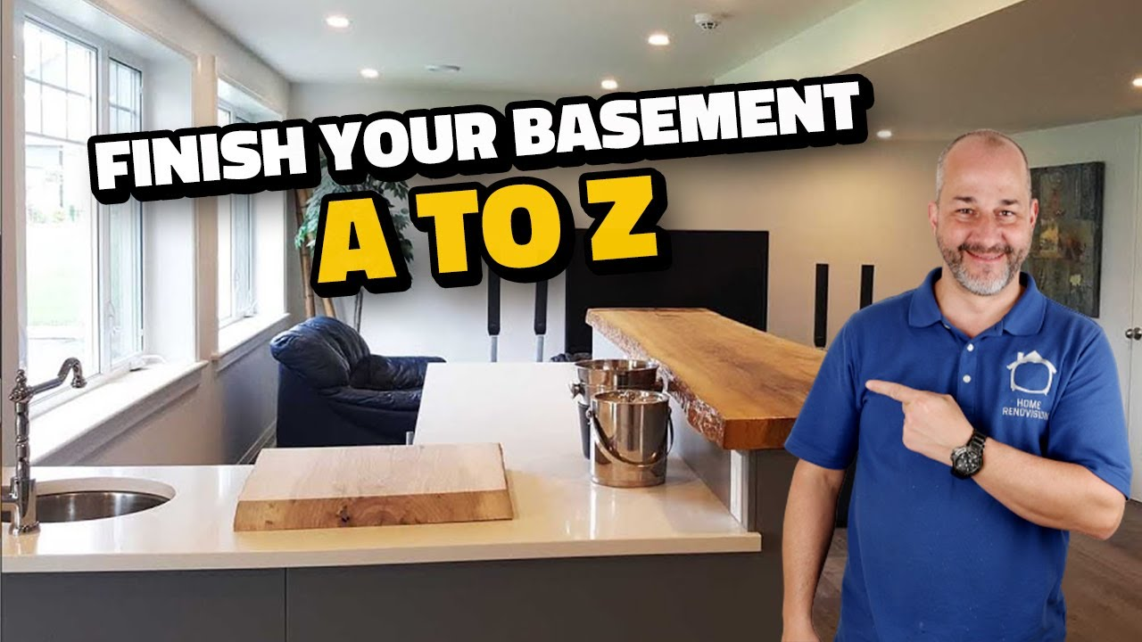 Diy How To Renovate An Unfinished Basement A Z You
