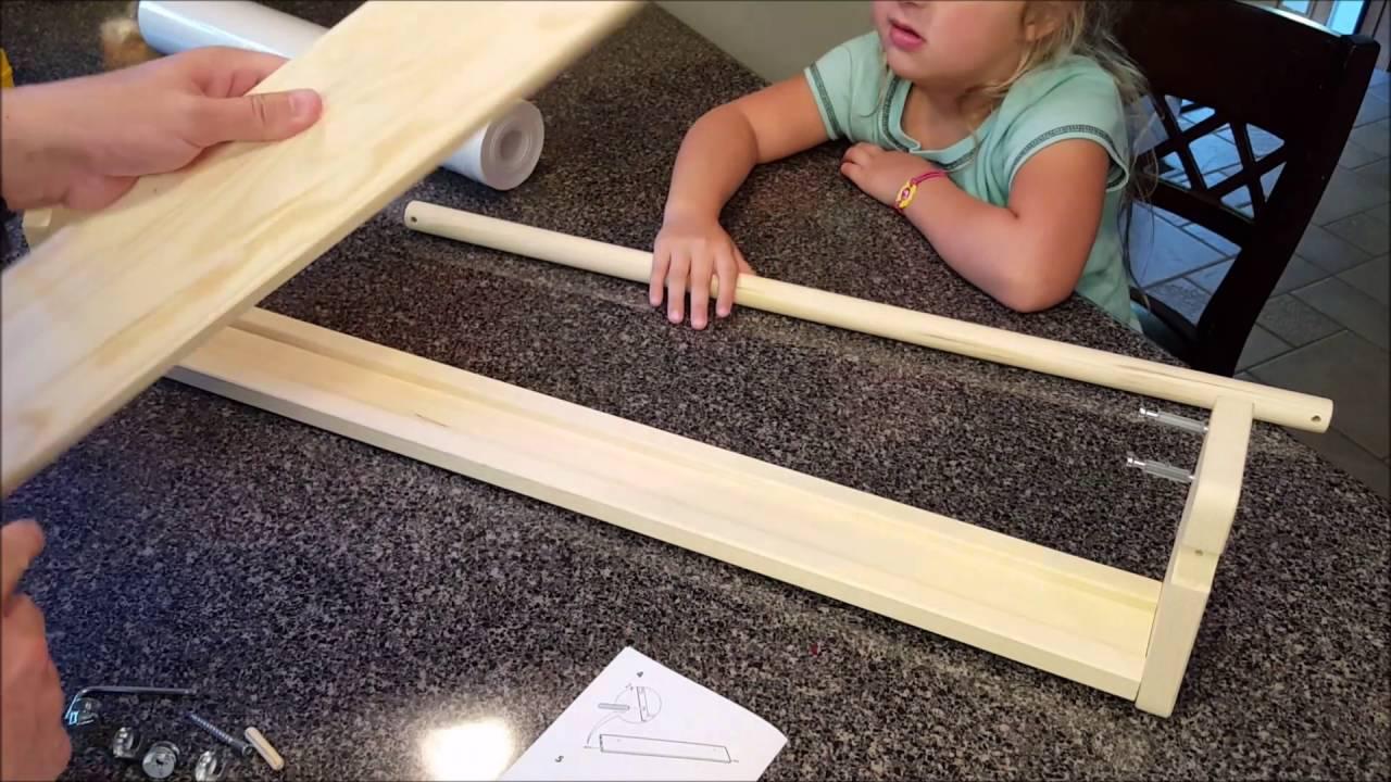 Ikea Flisat Mala Paper And Paper Dispenser Youtube
