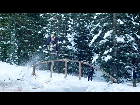 Brighton Resort Opening Footage Volcom Crew