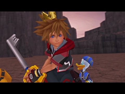 Kingdom Hearts 2 Final Mix: PCSX2 KH3 Sora Vs Terra New Eng Patch
