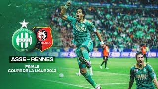 🔴 Replay de la Finale de Coupe de la Ligue 2013 - ASSE-Rennes