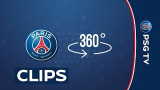 360 Video - PARIS SAINT-GERMAIN - EP1: PARIS SAINT-GERMAIN vs LILLE - FOOTBALL 360°EXPERIENCE