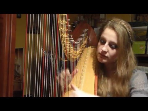 Comme dHabitude  Claude François  My Way  Frank Sinatra Harp