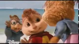«Элвин и бурундуки 3» на Канале Disney!