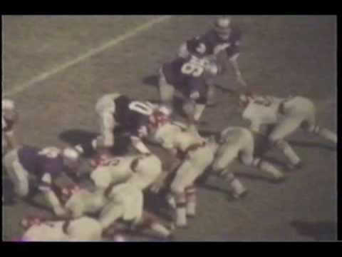 1969 Oklahoma at Kansas State Football Game Part 6 of 7