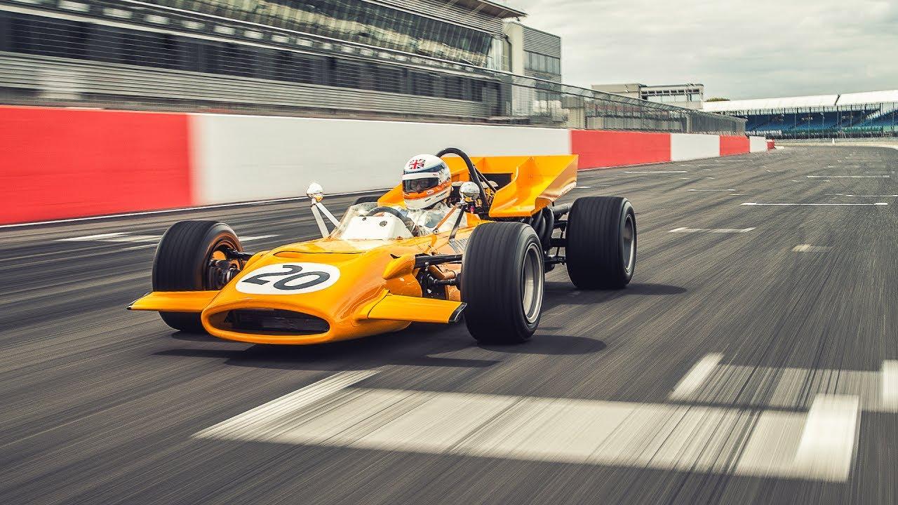 Time Machine: Driving the 1969 McLaren M9A