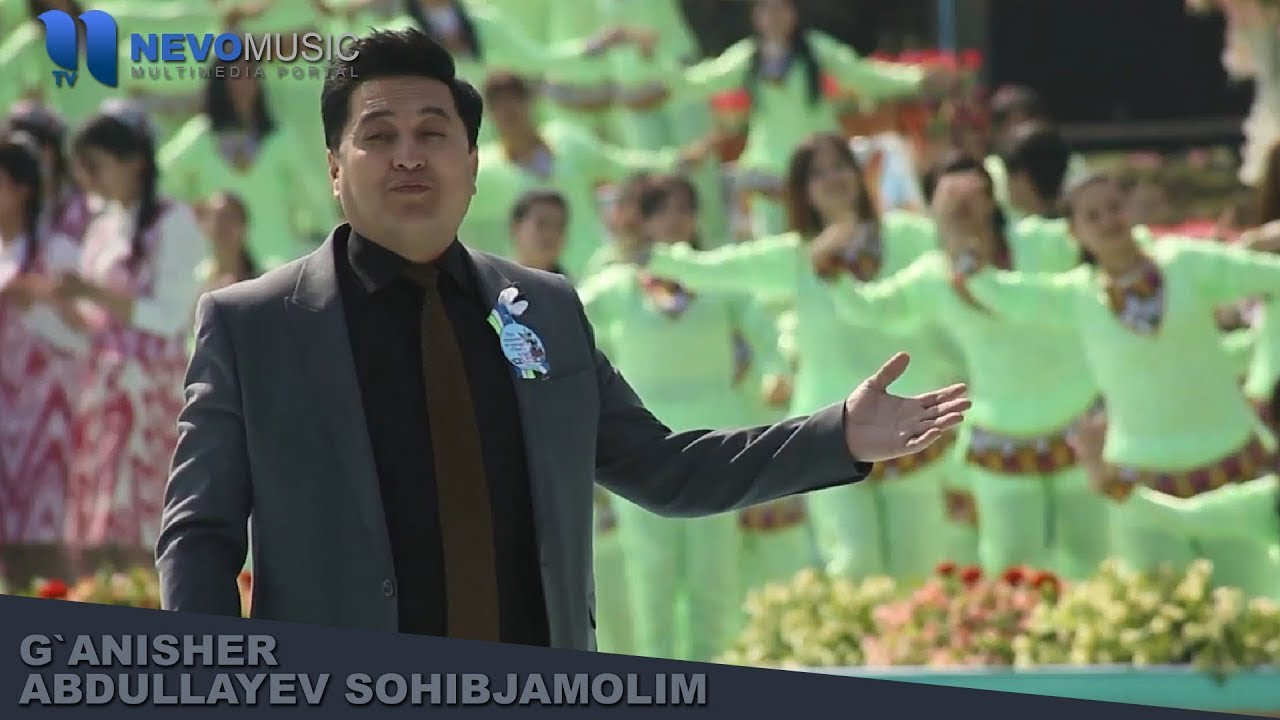 G'anisher Abdullayev - Sohibjamolim (Andijon Navzo`r 2018)