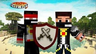 Сжечь!  [Пиратские приключения] - MINECRAFT