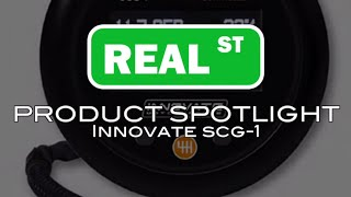 Innovate SCG-1 Boost Controller Wideband o2 AFR Gauge - Real Street Performance