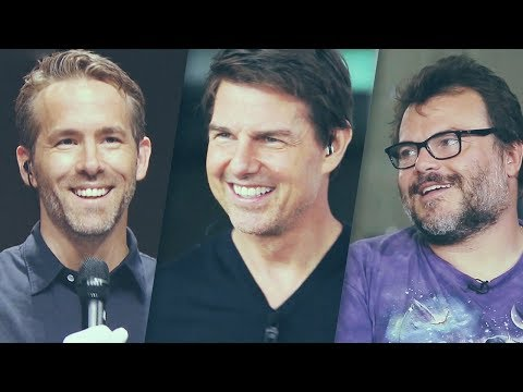 NOW FREE!!!! Unbelievable guest stars in Ks! Tom Cruise, Ryan Reynolds and Jack Black!!