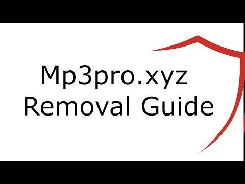 Mp3pro.xyz Virus Removal Guide