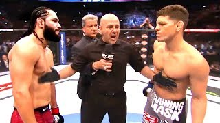 Nick Diaz to Avenge Brother, calls out JORGE MASVIDAL