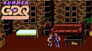 Double Dragon by LRock in 12:04 - SGDQ2018