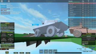 Roblox | Armoured Patrol