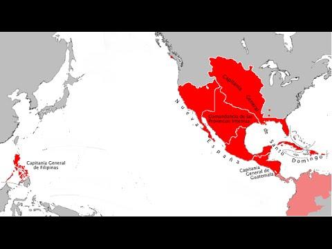Nueva España, documental