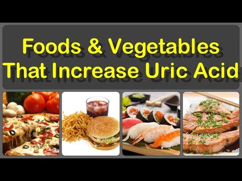 Top 10 Foods And Vegetables That Increase Uric Acid Fast And High Uric Acid Foods To Avoid