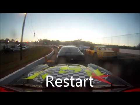 MASS Street Stock Race @ Greenville Pickens Speedway 4/1/2017